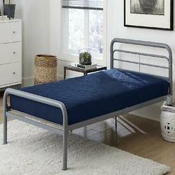 6 Inch Polyester Filled Quilted Top Bunk Bed Mattress Bed So