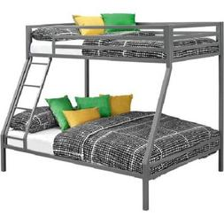 Bunk Beds For Kids Twin Over Full Metal Ladder Furniture Bed