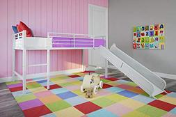 DHP Junior Loft with Slide - 5513098