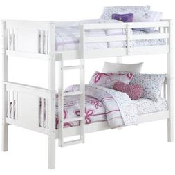 Better Homes and Gardens Flynn Twin Bunk Bed