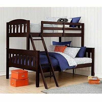 Dorel Living Airlie Wood Beds Over and