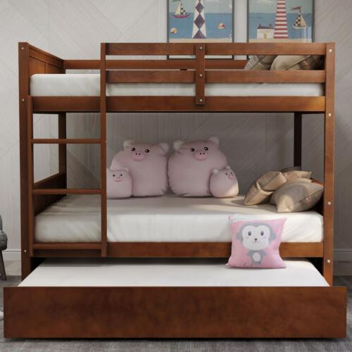 Full Bed Beds W/Ladder