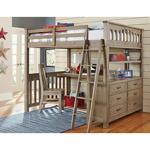 Loft Bed Lower Bed