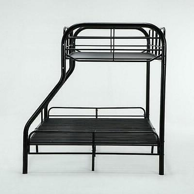 Metal Bunk Beds Twin Size Ladder Guest
