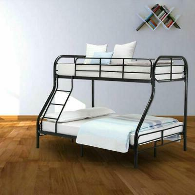 metal bunk beds frame twin over full