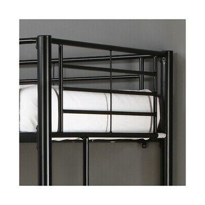 Metal Twin Bed in