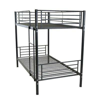 High Quality Home Twin over Twin Bunk Beds Bedroom