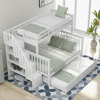 Gray Over Bunk Beds Wood Bed