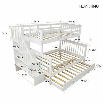 Gray Twin Bunk Loft Twin Bed Bed Wood Bed Bedding