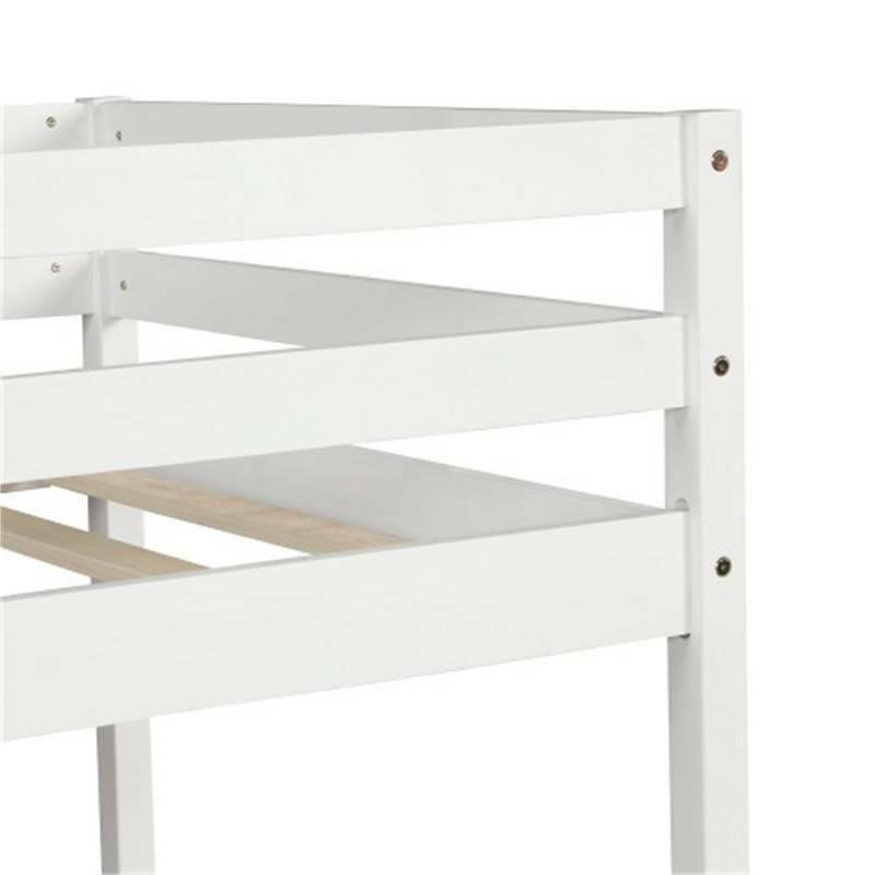 Twin Twin Bed with With Safety US Popular