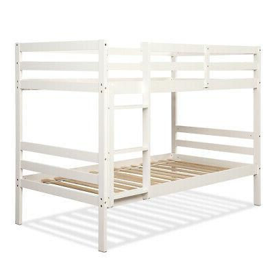 wood twin bunk bed twin bunk beds