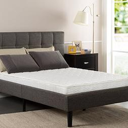 Zinus Pocketed Spring 6 Inch Classic Mattress,Twin