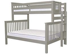 Bedz King Tall Twin Over Full Bunk Bed