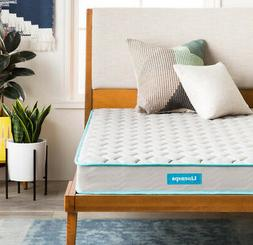 Twin Mattress Firm Comfortable Inner Spring Good for Bunk Be