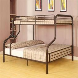 ACME Furniture 37610 2 Count Cairo Bunk Bed, Twin/Full, Sand