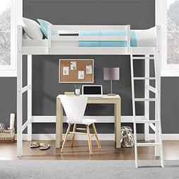 Your Zone Loft Bed, White
